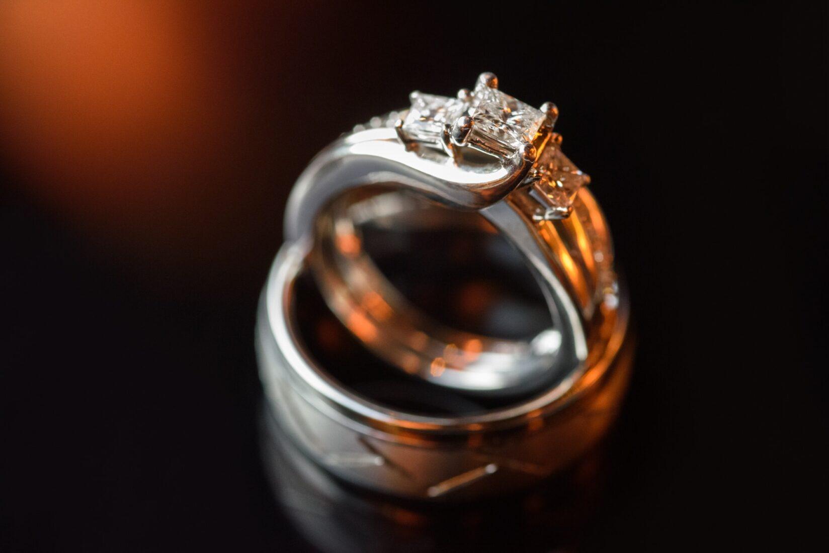 Wedding Photography Ring portrait